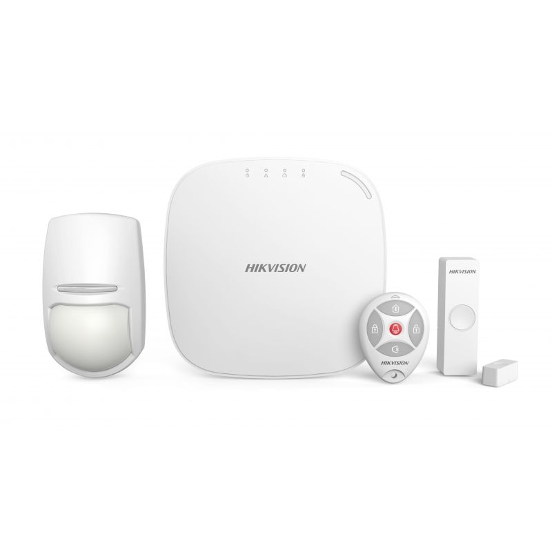 Hikvision alarmsysteem