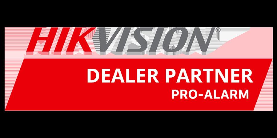 Pro-alarm Hikvision dealer