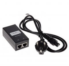POE-48v - 1 POORTS PoE Adapter max. 24W